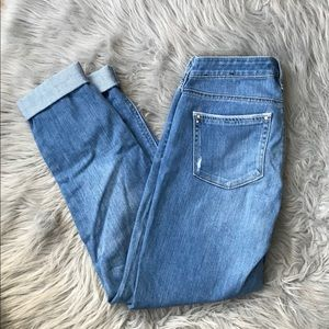 WHBM Girlfriend Jeans